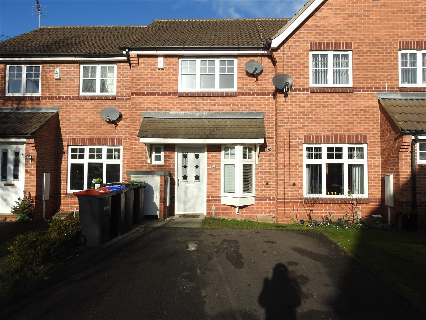 2 Bedrooms Town House for sale in Versailes Gardens, Hucknall, Nottingham